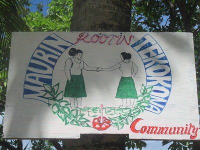 023_Tarawa Atoll  North Tarawa  Rootin Community (traditional village)