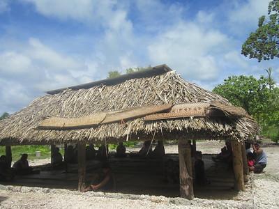 024_Tarawa Atoll  North Tarawa  Rootin Community (traditional village)