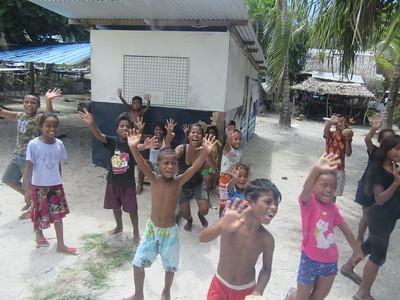 042_Tarawa Atoll  North Tarawa  Rootin Community (traditional village)