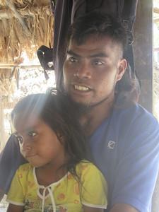 040_Tarawa Atoll  North Tarawa  Rootin Community (traditional village)