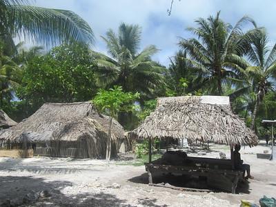 035_Tarawa Atoll  North Tarawa  Rootin Community (traditional village)