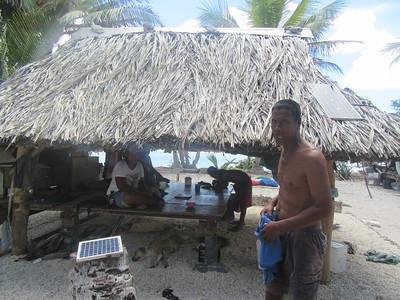 037_Tarawa Atoll  North Tarawa  Rootin Community (traditional village)