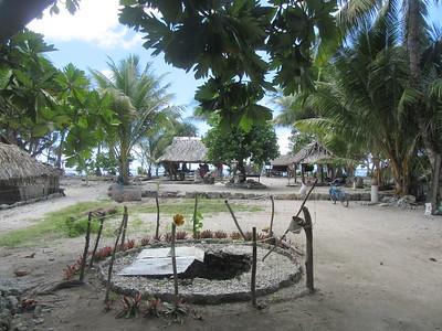 041_Tarawa Atoll  North Tarawa  Rootin Community (traditional village)