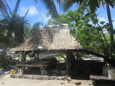 039_Tarawa Atoll  North Tarawa  Rootin Community (traditional village)