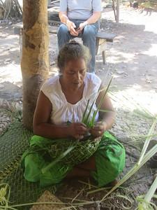 027_Tarawa Atoll  North  Tarawa  Rootin Community (traditional village)