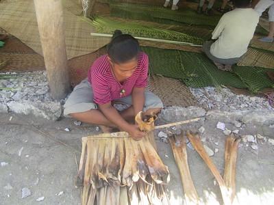 031_Tarawa Atoll  North Tarawa  Rootin Community (traditional village)