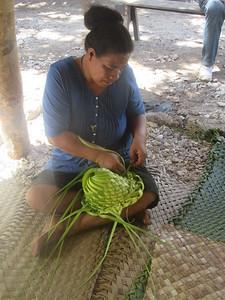 026_Tarawa Atoll  North Tarawa  Rootin Community (traditional village)