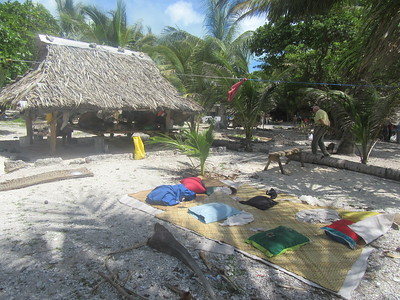 036_Tarawa Atoll  North Tarawa  Rootin Community (traditional village)