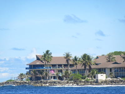 046_ Nauru  The Fishing Tour and Island Tour  Our Hotel