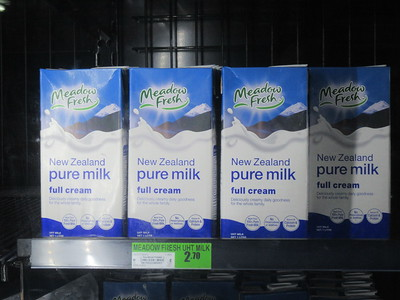 025_Nauru  Mostly Imported Canned and Frozen Food  Limited Selection  Expensive  Pure Milk (from New Zealand)