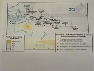 004_Nauru  Rising sea level may endangered the future of the island