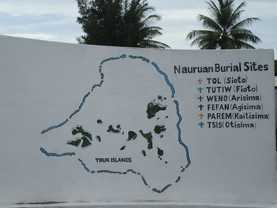017_Nauru  Nauruan's and Others who perished in exile during WWII