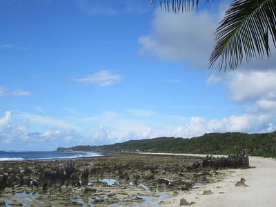 009_Nauru  Located just south of the Equator