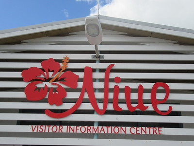 025_Niue  Western Side  Alofi Town Center  Visitor Information Center