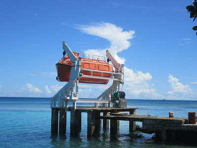 089_Funafuti  Tuvalu Maritime Training Institute  A number of Tuvaluans are employed as merchant seaman on cargo ships