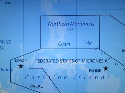 005_Guam (USA)  The Caroline Islands  Part 1 of 2