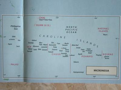006_Guam (USA)  The Caroline Islands  Part 2 of 2