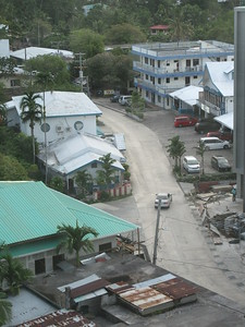 024_Koror  Former Capital, Largest city in Palau  Main Commercial Center  Population 15,000