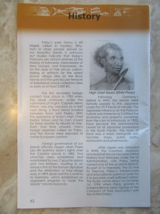 07_Palau Archipelago  History