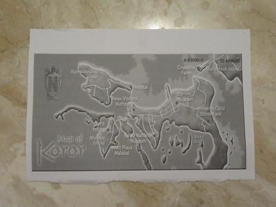 020_Koror State  Map
