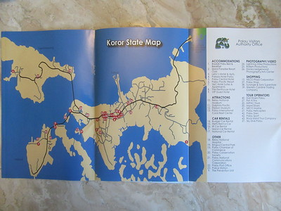 019_Koror State  Map