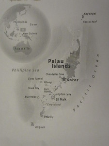 008_A Micronesian Nation  350 Islands and Atolls having an area of approximately 160 square miles