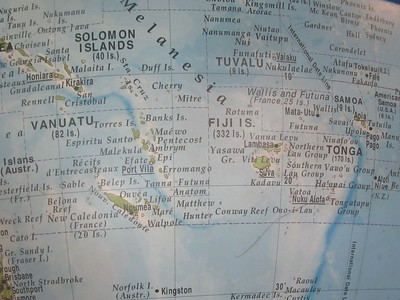 006_Solomon Islands  An Archipelago of 992 Islands, of which 147 are inhabited