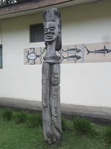 030_Guadalcanal Island  Honiara  Solomon Islands National Museum  Part 2 of 7