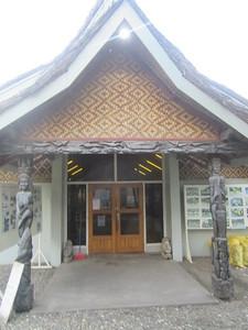029_Guadalcanal Island  Honiara  Solomon Islands National Museum  Part 1 of 7