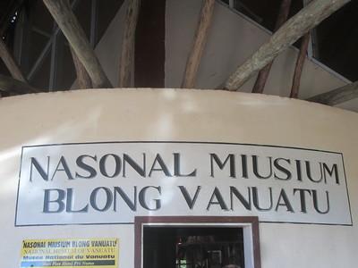 024_Efate Island  Port Vila  Vanuatu Islands National Museum