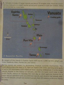 007_Vanuatu Islands  Tropical Cyclones (Hurricanes)