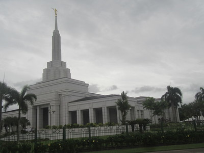021_Apia  Mormon Temple  Massive, 1736 sq metres  2005  Art deco  Capped by a golden angel