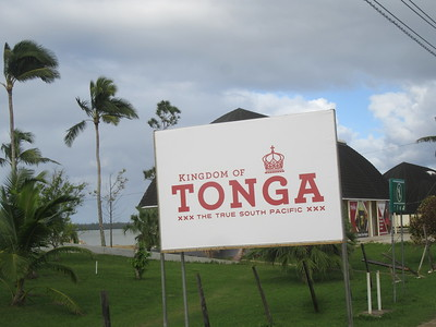 011_Kingdom of Tonga  The True South Pacific  50% of Population, lives on Subsitance living