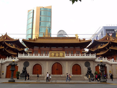 Jingan Temple, Shanghai