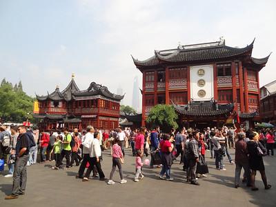 Yuyuan Gardens & Bazaar, Shanghai