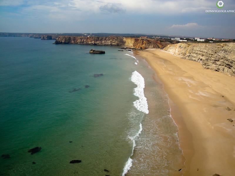 Beach in Portugal wow