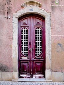 Beautiful door in the Algarve
