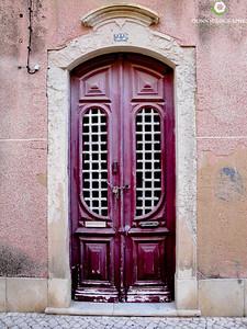 Beautiful door in the Algarve