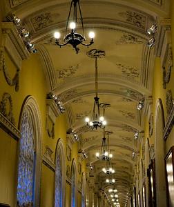 Hallways at the Hermitage