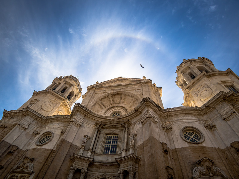 The Halo and the Dove, Cadíz Cathedral, Spain