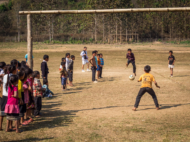 Kickoff, Long Nget, Laos