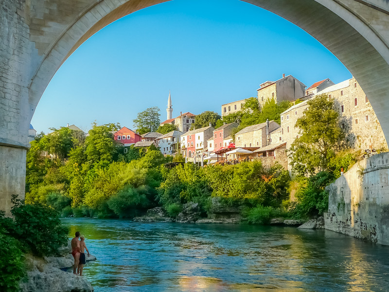 Under the Bridge, Mostar