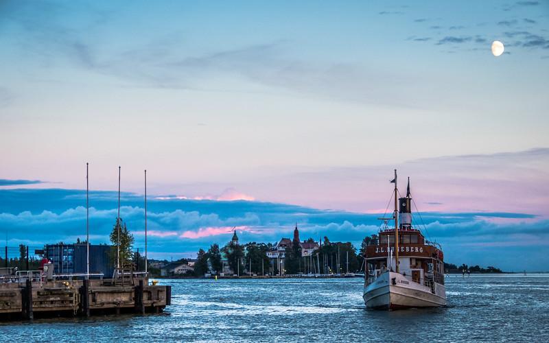 Coming Home, Helsinki, Finland