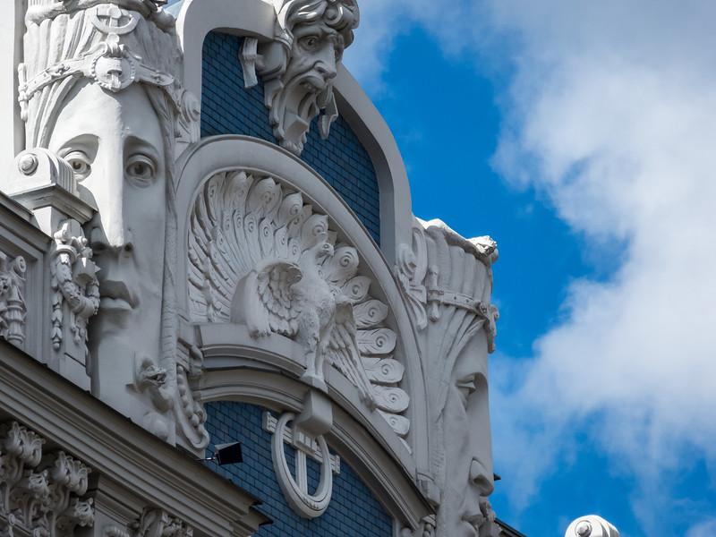 About Face, Riga, Latvia