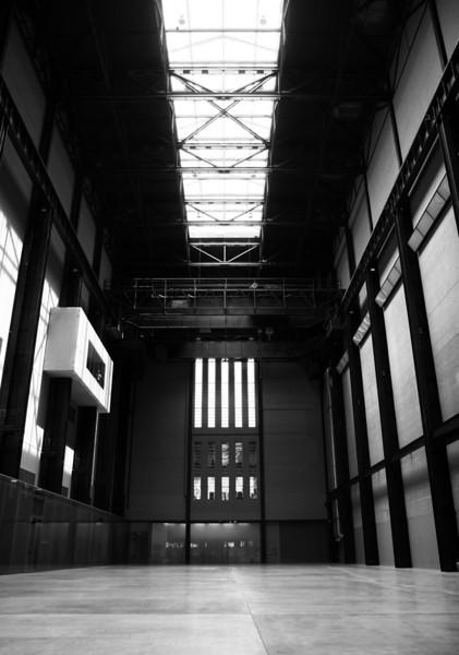 london Tate Modern turbine hall