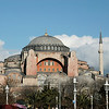 Hagia Sophia in Winter, Istanbul, Turkey