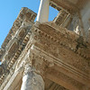Library at Ephesus Detail, Ephesus, Turkey