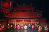 Water Puppet theatre performers