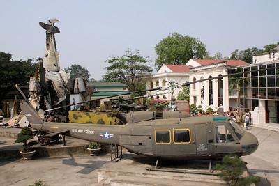 Military History Museum, Hanoi