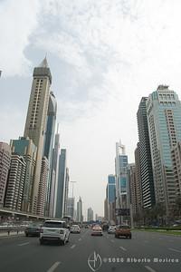 driving in Dubai #2